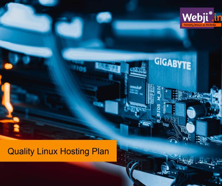 Quality Linux Hosting Plan