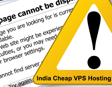 India Cheap VPS Hosting