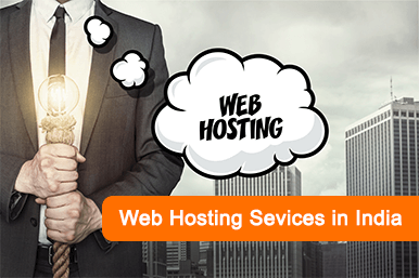 web hosting services in India