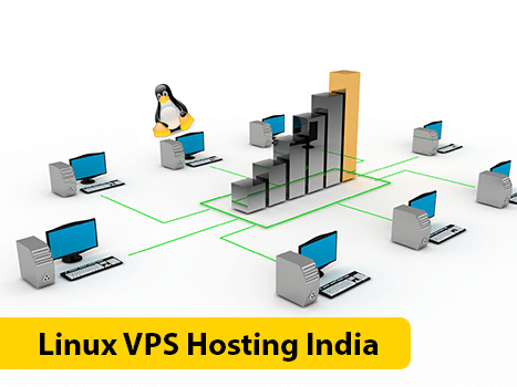 linux vps hosting india