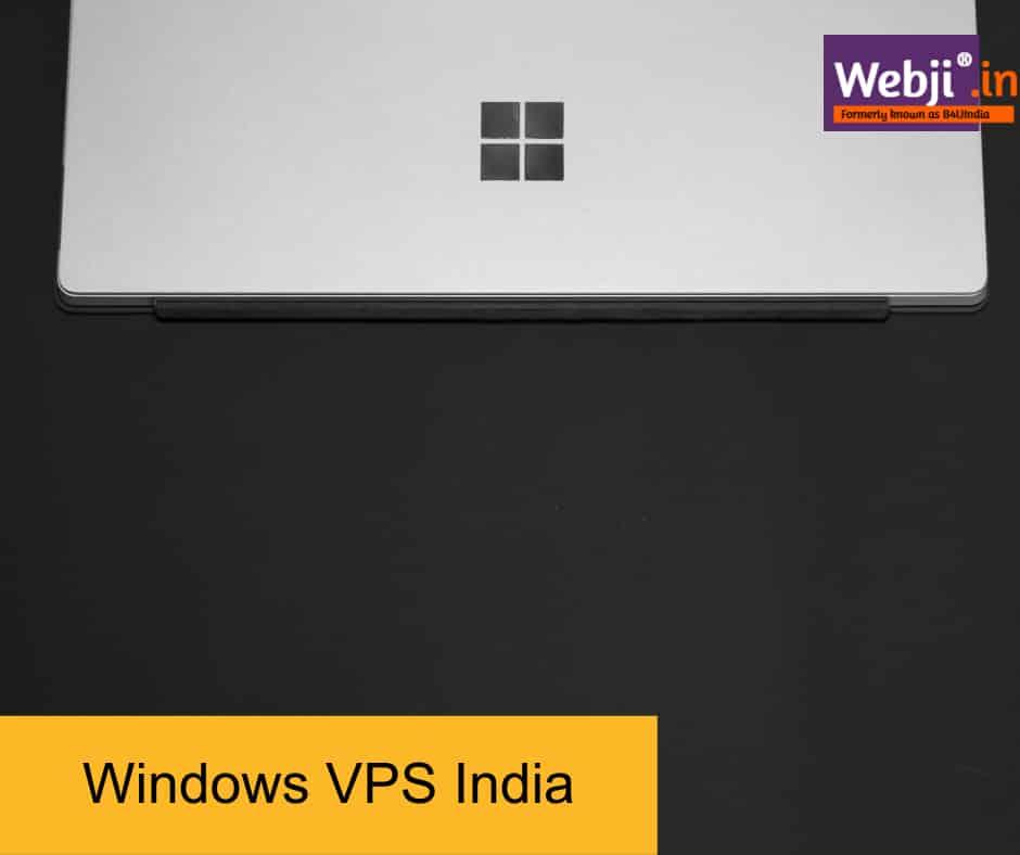 Windows VPS India