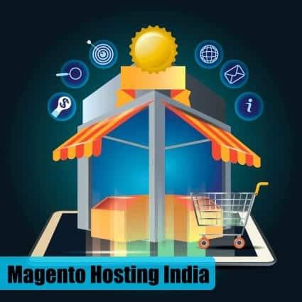 magento hosting india