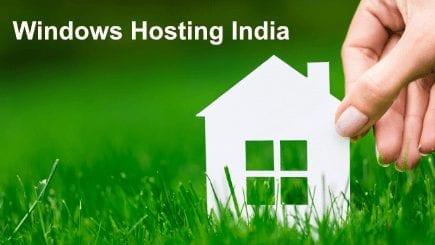 Windows hosting India