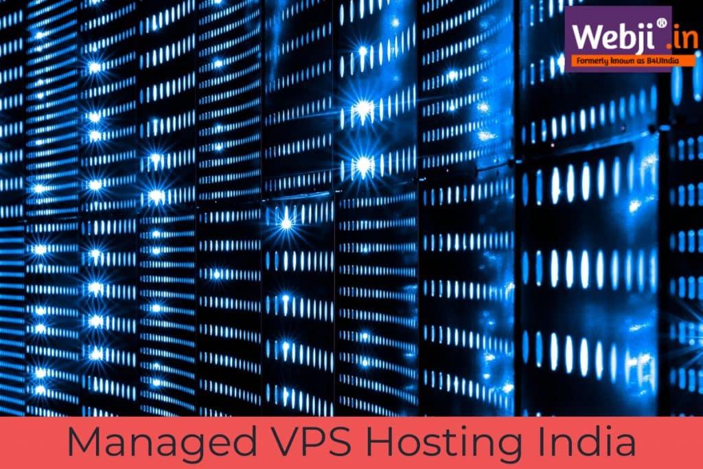 Managed VPS Hosting India