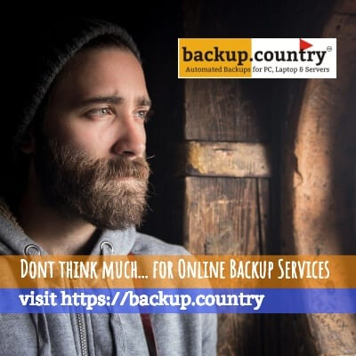 pc backup services