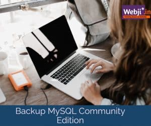 Backup MySQL Community Edition