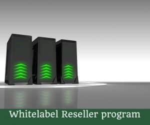 Whitelabel Reseller program